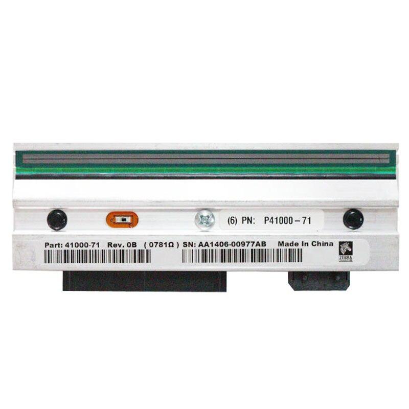 ZT410 Original Printhead For Zebra ZT410 Thermal Barcode Printe 203dp 2pcs/lot
