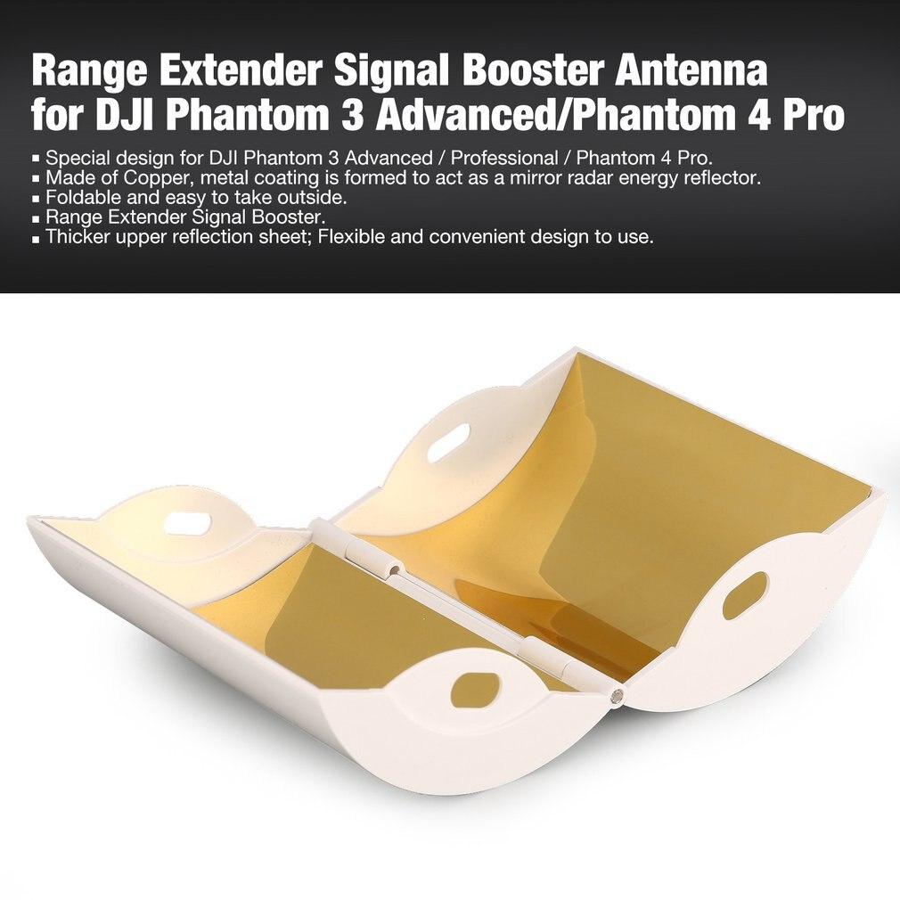 OCDAY Antenna Range Extender Signal Booster for DJI Phantom 3 Advanced / Professional /Phantom 4 / Inspire 1 Range Extender