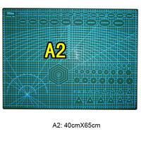 1 Pc Lot Durable Double Sided A2 60cmX45cm Cutting Pad Cutting Mat For DIY Tool Office