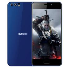 Original BLUBOO D2 3G Smartphone Android 6.0 1GB RAM 8GB ROM Dual Rear Cameras 5.2 Inch Quad Core 1.3GHz MTK6580A Mobile Phone