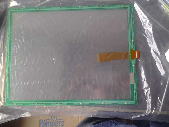 FANUC 160I-M A02B-0259-C212 Touch Screen Panel Glass Digitizer