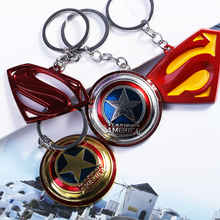 Batman Superhero Keychain