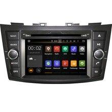 Runningnav Octa Core Android 6.0 Fit SUZUKI SWIFT 2011 2012 Car DVD Player Navigation GPS Radio