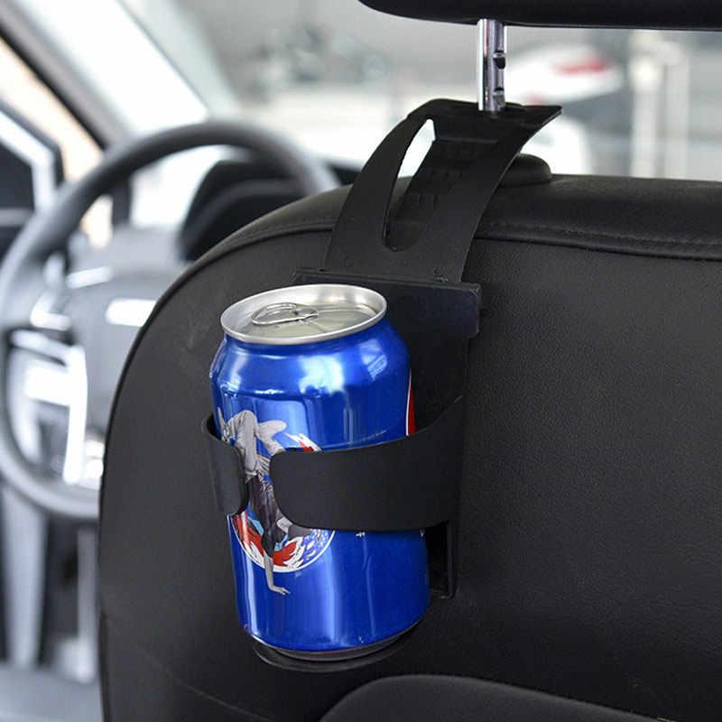 Soporte para taza de coche bebida botella de agua soporte para ventana reposacabezas NJ88