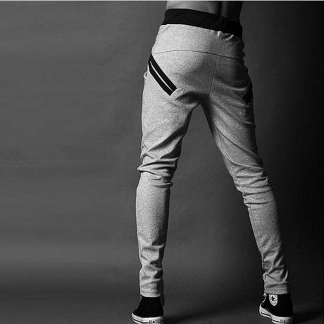 206e845f1 2016 New Brand Mens Joggers Casual Harem Sweatpants Sport Pants Men  Tracksuits Gym Bottoms Track Jogging Trousers