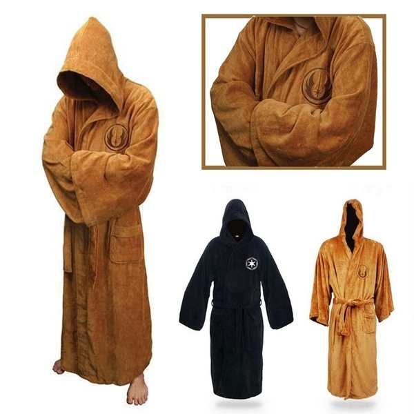 Halloween comic party Star Wars Cosplay Comic Clothing The Jedi Warrior Pajamas Galactic Empire Bathrobe Robe