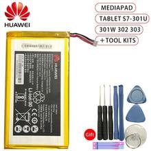 Hua Wei Original HB3G1/HB3G1H Battery 4000mAh For Huawei MediaPad 7 Lite s7-301u T-Mobile Springboard Batterie Bateria стоимость