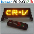 2018 2017 Leeman Sinosky hot products taxi roof top light signs led screen/advertising display board message panel