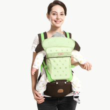 Ergonomic Baby Carrier with Hip Seat Perfect for Alone Nursing, Adjustable Waistband Comfortable & Safe Infant Toddlers