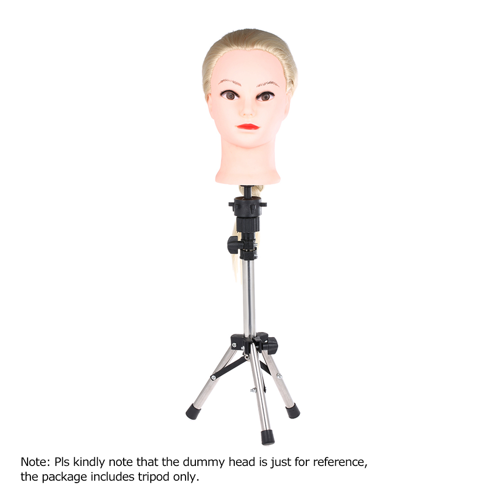 Responsible Professional Headform Stent Prosthesis Doll Head Holder Hair Model Head Tripod Bracket Barber Accessories Hair Styling Tool Tools & Accessories