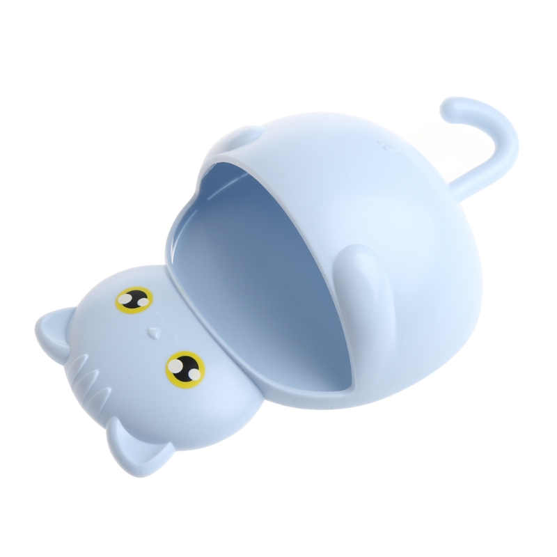 Aliexpress.com : Buy Cute Cat Toothbrush Holder Wall Mount Sucker ...
