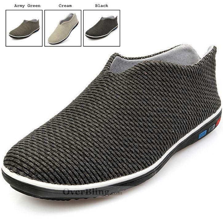 Mens Casual Canvas Shoes Men Shoes Men