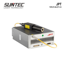 Suntec Fiber Laser Source 30W JPT YDFLP-30-LP1-S MOPA Generator Mopa for Marking Machine