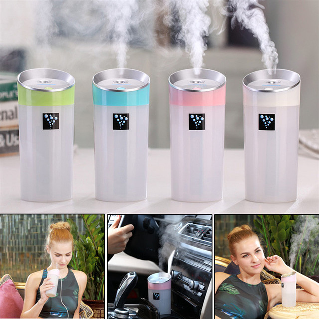 ClassicCar Family expenses Anion Humidifier Air Purifier Freshener With USB Interface Car Styling Retail&Wholesale Free Shipping
