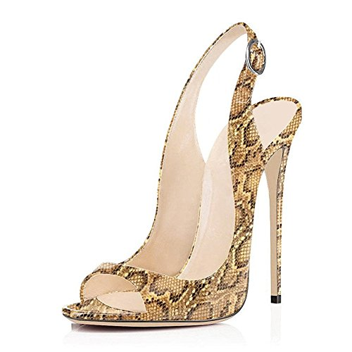Hot Selling Snake High Heel Sandals Peep Toe Buckle Shoes Colorful Rome Thin Heels Shoes Shallow Summer Ladies Party Shoes Hot Selling Snake High Heel Sandals Peep Toe Buckle Shoes Colorful Rome Thin Heels Shoes Shallow Summer Ladies Party Shoes