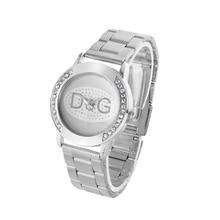 Zegarki damskie new casual watches women fashion luxury watch rhinestone wristwatches full steel gold Men kol saati