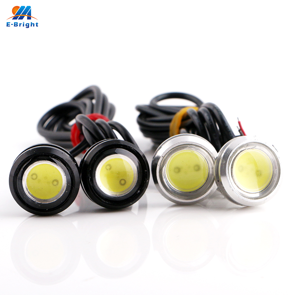 Bright colored cars for sale - 100pcs Whole Sale Price 3w Ultrathin Lens Super Bright Eagle Eye Car