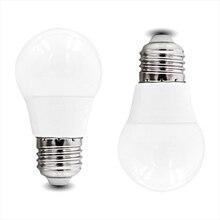 Светодиодный светильник E27, светодиодный светильник переменного тока 220 В, 18 Вт, 15 Вт, 12 Вт, 9 Вт, 5 Вт, 3 Вт, лампада, светодиодный светильник, холодный белый, теплый белый, высокий светильник, Настольный светильник, лампа для дома, светильник ing