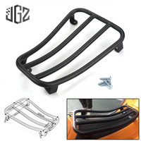 Black Motorcycle Aluminum Foot Pedal Rear Luggage Rack Bracket Holder for VESPA GTS 300 2017 2018 2019 Accessories Modified