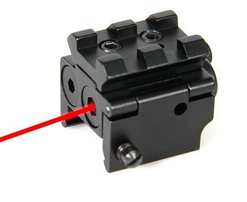 PPT тактический мини красный лазерный охотничий прицел HS20-0023