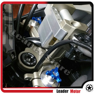 Image 5 - Fit สำหรับ S1000RR S 1000RR S 1000RR อุปกรณ์เสริมรถจักรยานยนต์ CNC อลูมิเนียม17มม.Suspension Fork Preload Adjusters