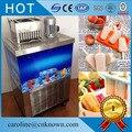 Сертифицированная нержавеющая сталь 2 формы емкость 6000 шт ледяное мороженое на палочке машина Бесплатная доставка по морю