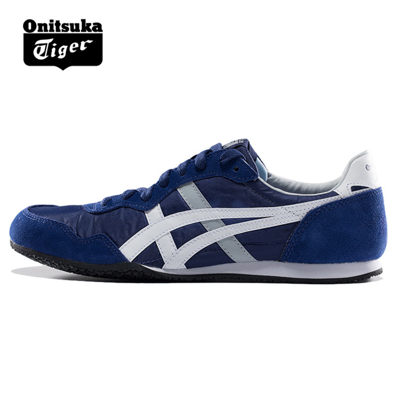 info for f7c37 ebe70 Original ONITSUKA TIGER Shoes SERRANO Men's Women Woven and ...