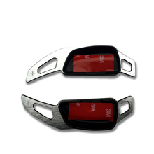 Silver The item Does not fits for AMG CLASS   Steering Wheel DSG Paddle Extension  2PCS For Mercedes  B-Class  W246   2015 2016
