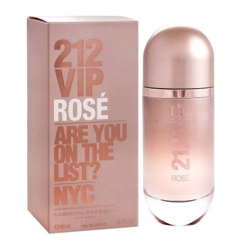 212 VIP ROSE BY CAROLINA HERRERA By CAROLINA HERRERA For WOMEN carolina herrera платье футляр