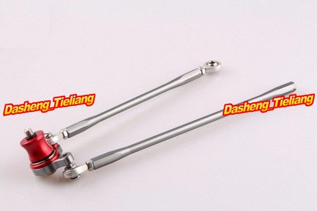 CNC регулируемый задний Набор подножки для Honda CBR 1000 RR 2004 2005 2006 2007& CBR600RR 2003-2006