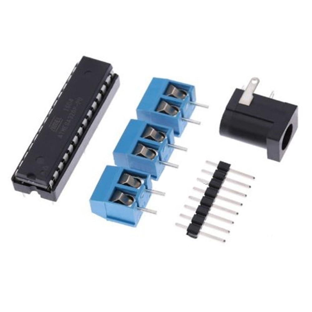 Mega328 Transistor Tester LCR Capacitance ESR meter PWM TFT LCD Generator  DIY