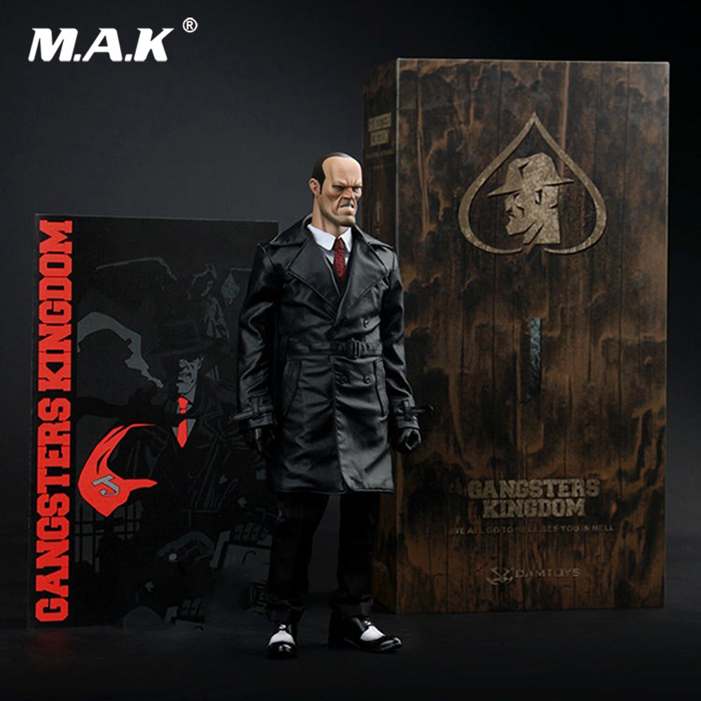 For Collection 1/6 Scale Full Set GK001MX Toys 1/6 Gang's Kingdom Spade J Memories Ver. Male Action Figure Model for Fans Gift купить недорого в Москве