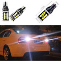 2x t15 levou w16w canbus samsung 4014 chip high power backup reversa luz para bmw e39 e60 e90 f10 m5