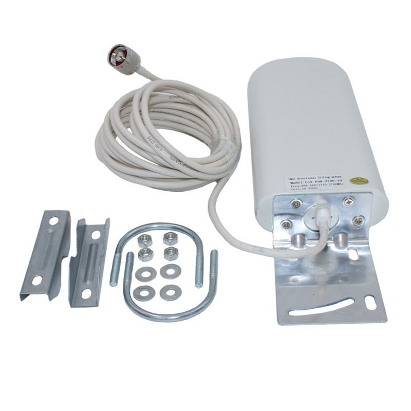 2g 3g 4g omni outdoor antenna with N male 5m cable_ (6)