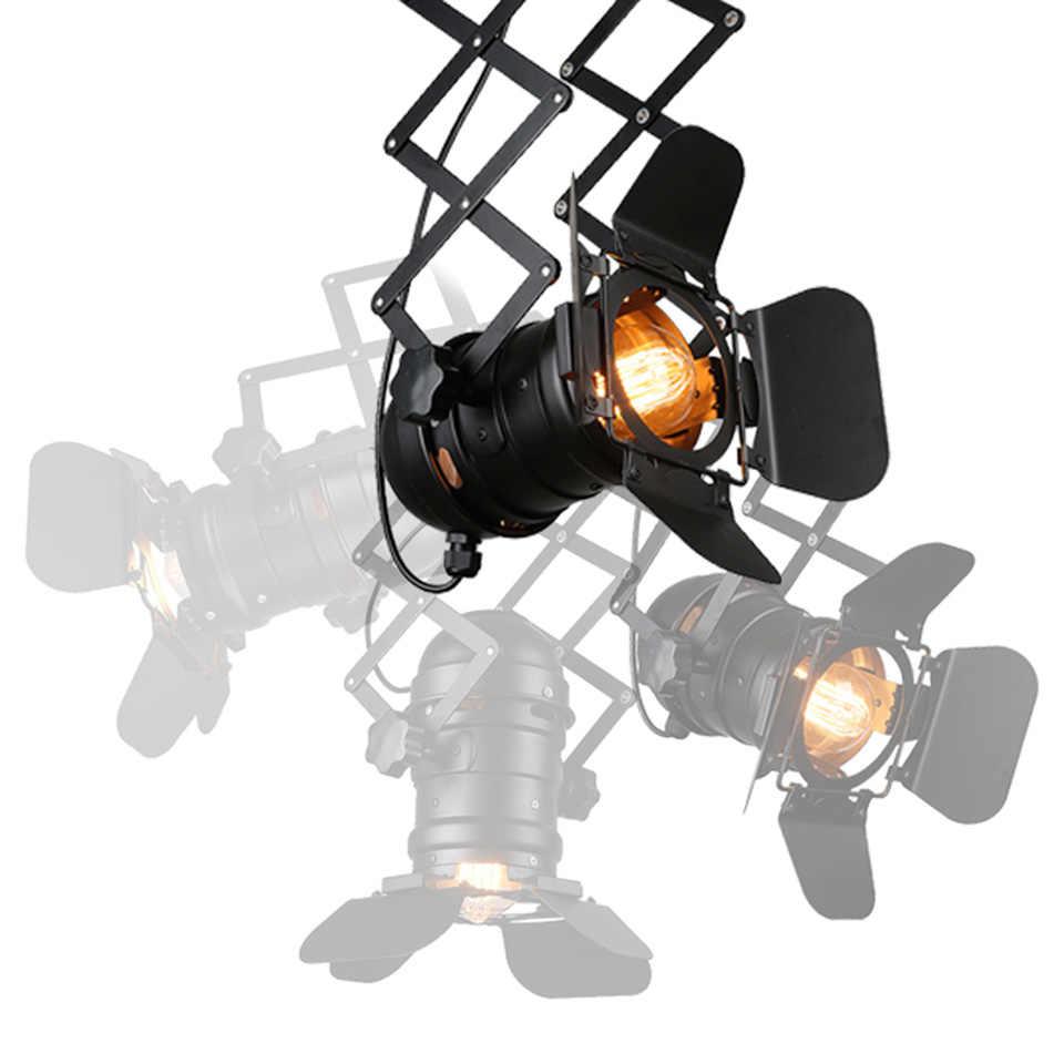 工業用 E27 天井ランプトラック照明器具装飾リビングルームバーショップコーヒー商業ライト照明