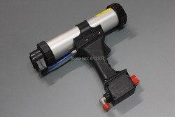 Good Quality Retail DIY&Professional 9 Inches for 310ml Cartridge Pneumatic Caulking Gun Dripless Air Caulking Gun Non-drip Type