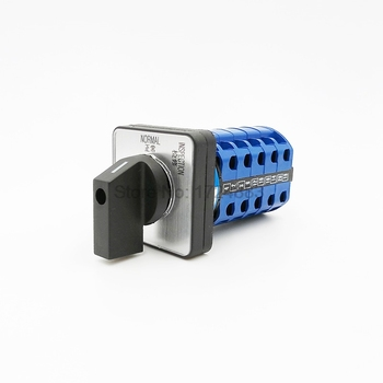 Eléctrica de 2/3 posición 20 terminales rotativos cambio de cámara interruptor 500V 16A LW39B-16