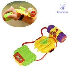 Новый Интеллектуальный Дети Любимые летние пляжные игрушки развивающие воды бороться пистолет плавание наручные воды Пистолеты