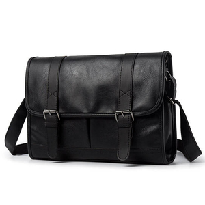 Fashion Man Leather Shoulder B