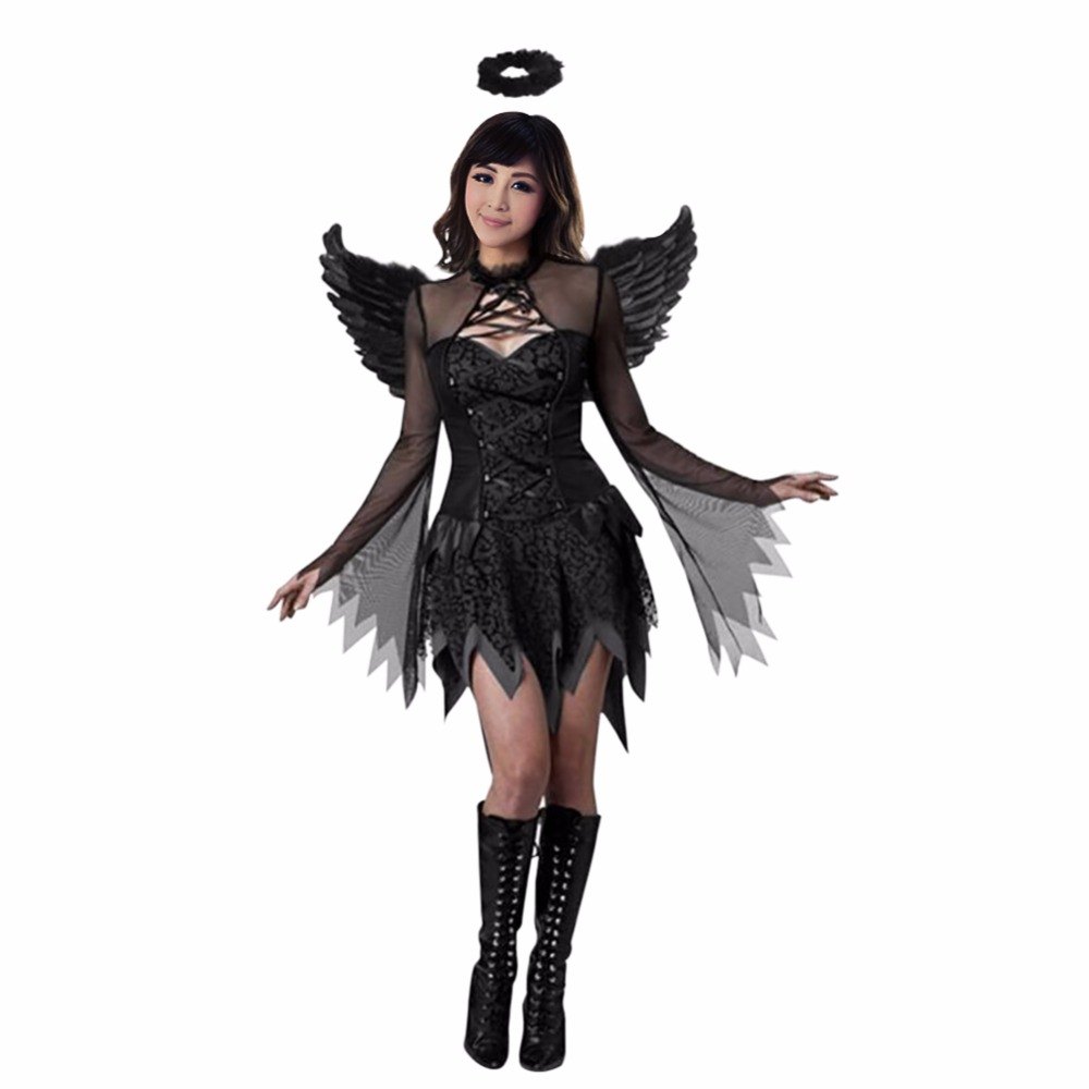 Online Get Cheap Gothic Witch Costumes -Aliexpress.com | Alibaba Group