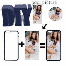 Lotezly fashion personality DIY Phone Case for iphone 5C 5S 6 6S 6Plus 7plus UV TPU Printed Case Phone Case gift for girlfriend(China)