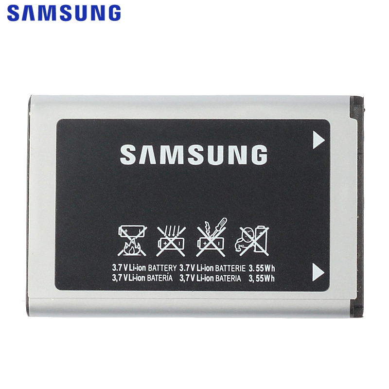 <font><b>Samsung</b></font> Original AB463651BC <font><b>Battery</b></font> For <font><b>Samsung</b></font> S5560 C3518 J800 J808 F339 S5296 <font><b>L700</b></font> W559 Replacement Phone <font><b>Battery</b></font> 1000mAh image