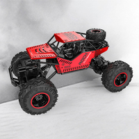 1:16 Scale Electric Racing 4WD Kids Toy Gift Off Road Truck Vehicle 12mph Anti interference Remote Control ABS RC Car Children