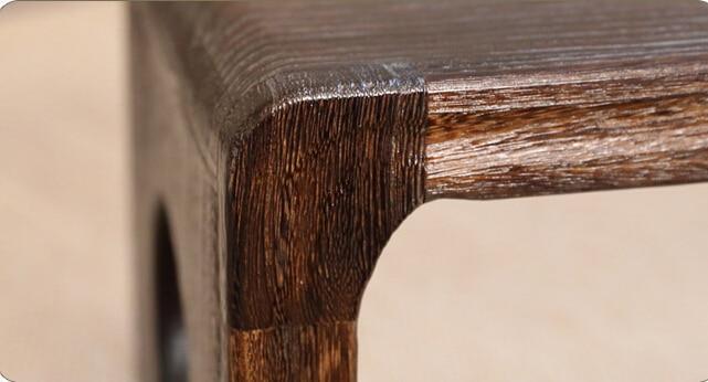 Rytietiški baldai Kiniškas žemas arbatos stalas Mažas - Baldai - Nuotrauka 6