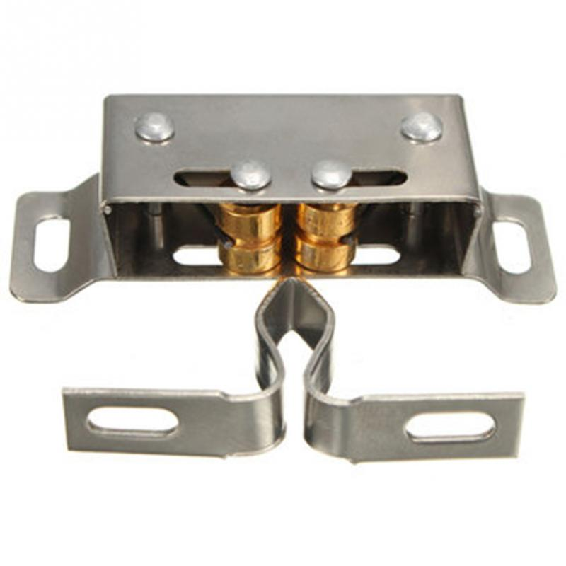 Top Quality Stainless Steel Catch Stopper For Cupboard Cabinet Kitchen Door Latch Hardware