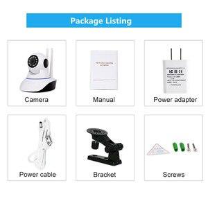 Image 5 - 1080P 3MP WIFIกล้องความปลอดภัยภายในบ้านHD Pan Tiltกล้องIP Two Way Audio Baby Monitorกล้องวงจรปิดIP cam 64G SD P2P