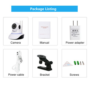 Image 5 - Yoosee 1080P 3MP WIFI Camera Home Security HD Pan Tilt Wireless IP Camera Two Way Audio Baby Monitor CCTV IP Cam 64G SD P2P
