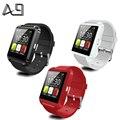 2017 u8 Smart Watch para el teléfono Android y iPhone y nosotros la venta el dz09 gt08 q50