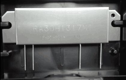 купить 1PCS/LOT NEW RA30H1317M1-201 RA30H1317M1 по цене 1958.33 рублей