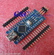 For Arduino diy Nano V3.0 MINI USB ATmega328P CH340G 5V 16M Micro-controller board(China)